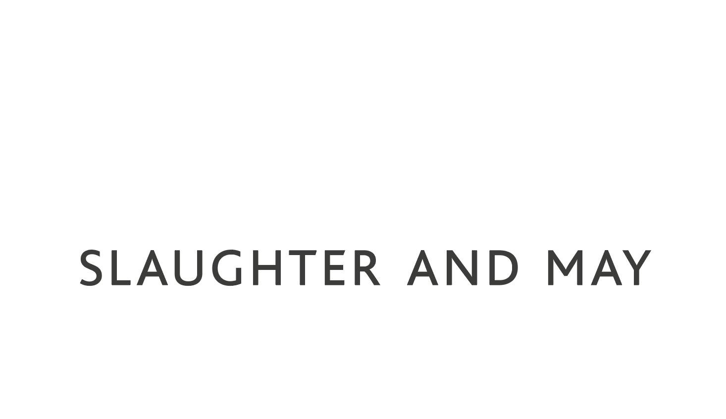 Slaughter & May logo